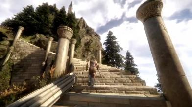 "The Memory of Eldurim ""Новый трейлер– RPG на CryEngine"""