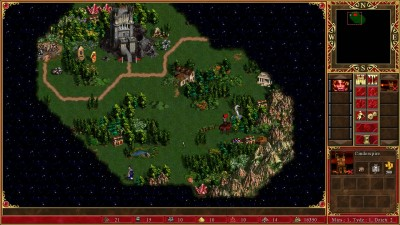 "Heroes of Might and Magic 3 HD ""Геймплей"""