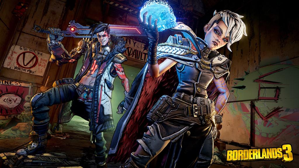 Borderlands 3 будет поддерживать кроссплей на PC между Steam и Epic Games Store