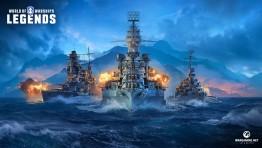 Анонсирована World of Warships: Legends для PS4 и Xbox One