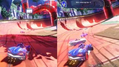 Team Sonic Racing - Сравнение графики на Switch и PS4