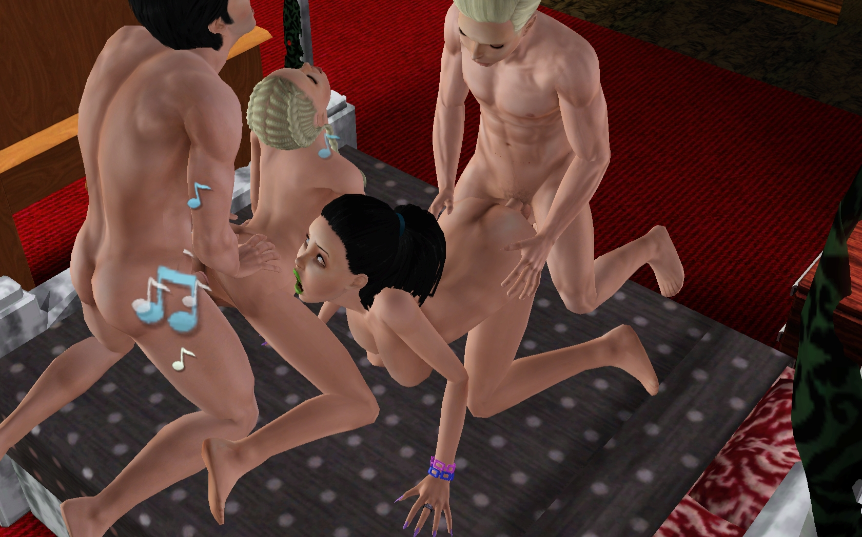 Sex sim girls #9