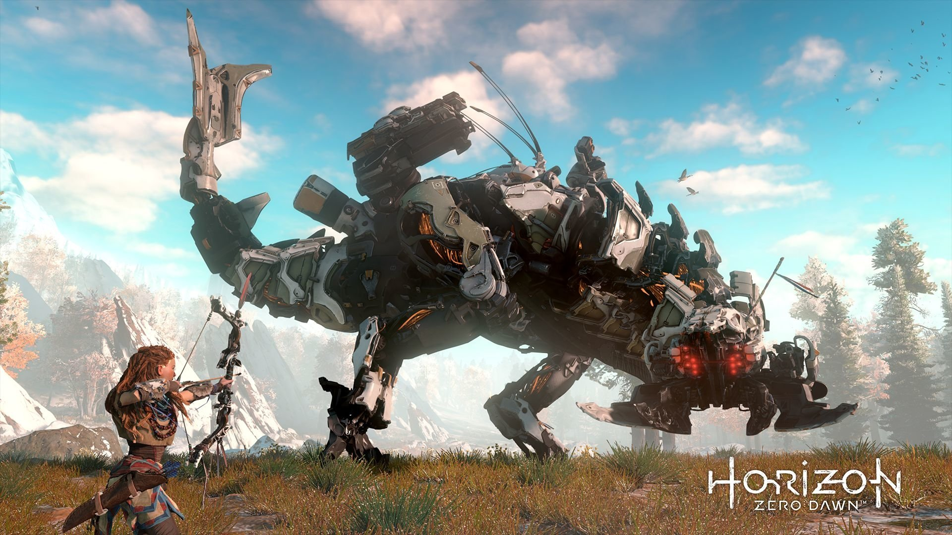 У Horizon Zero Dawn на PC всё плохо
