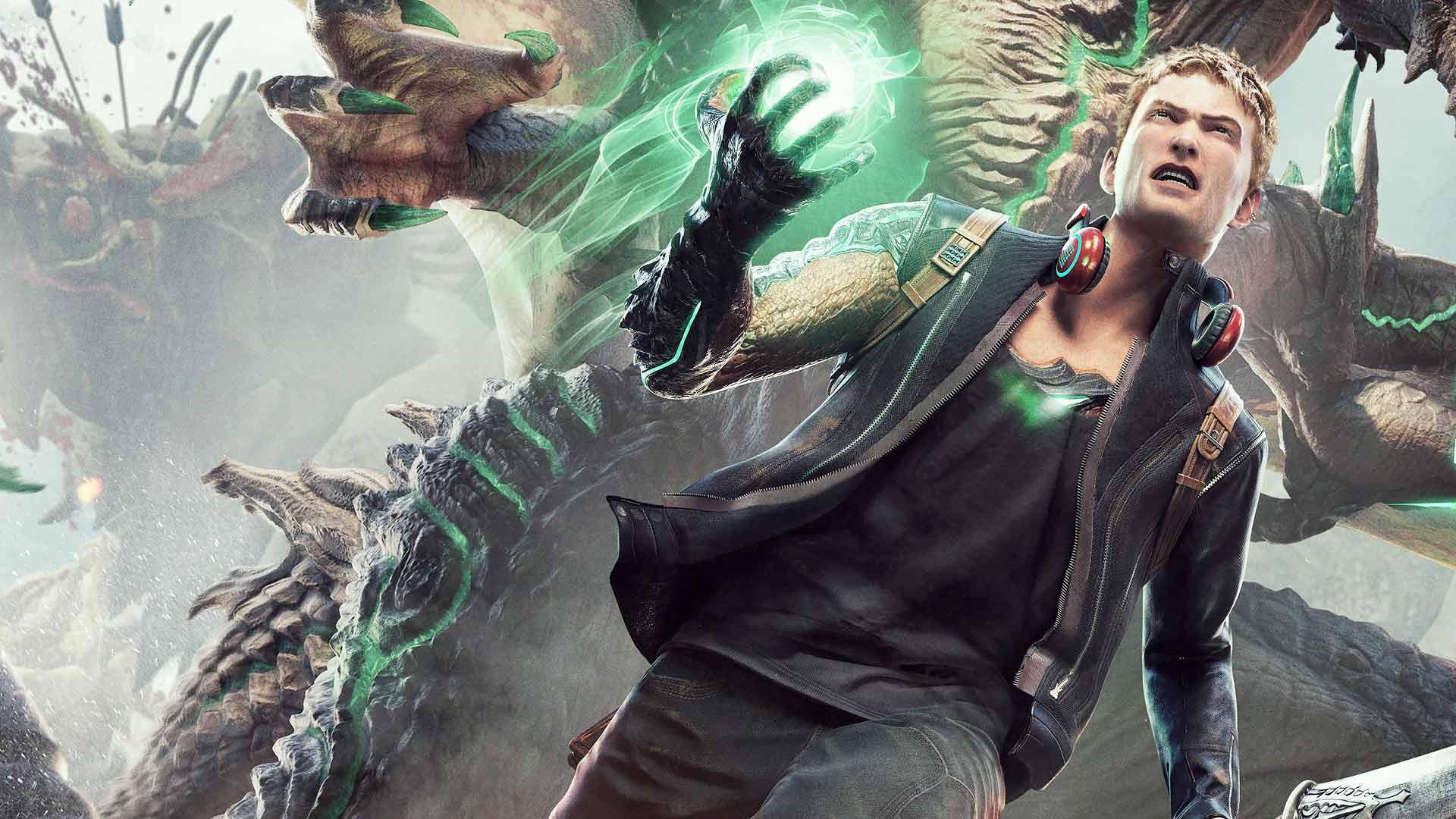Microsoft отменила разработку Scalebound