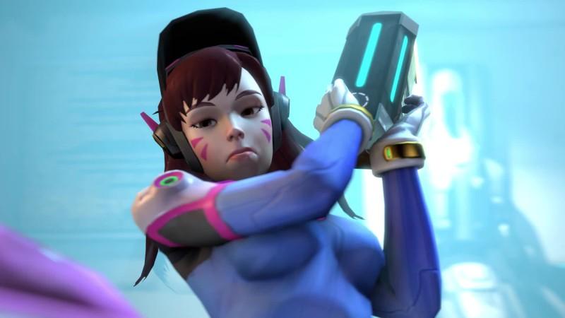 Overwatch: Фанатская короткометражка про Диву