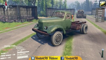 Spintires Full Version - ЗИЛ 164