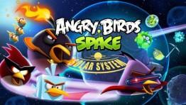 Вышла новая версия Angry Birds, созданная специалистами NASA