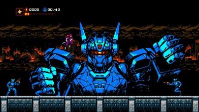 Анонс Cyber Shadow - ретроплатформера в духе первых Ninja Gaiden