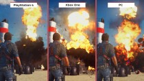 Just Cause 3 -Сравнение Xbox One, PlayStation 4, и PC (IGN)