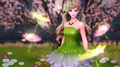 В Aion начался Цветочный Фестиваль