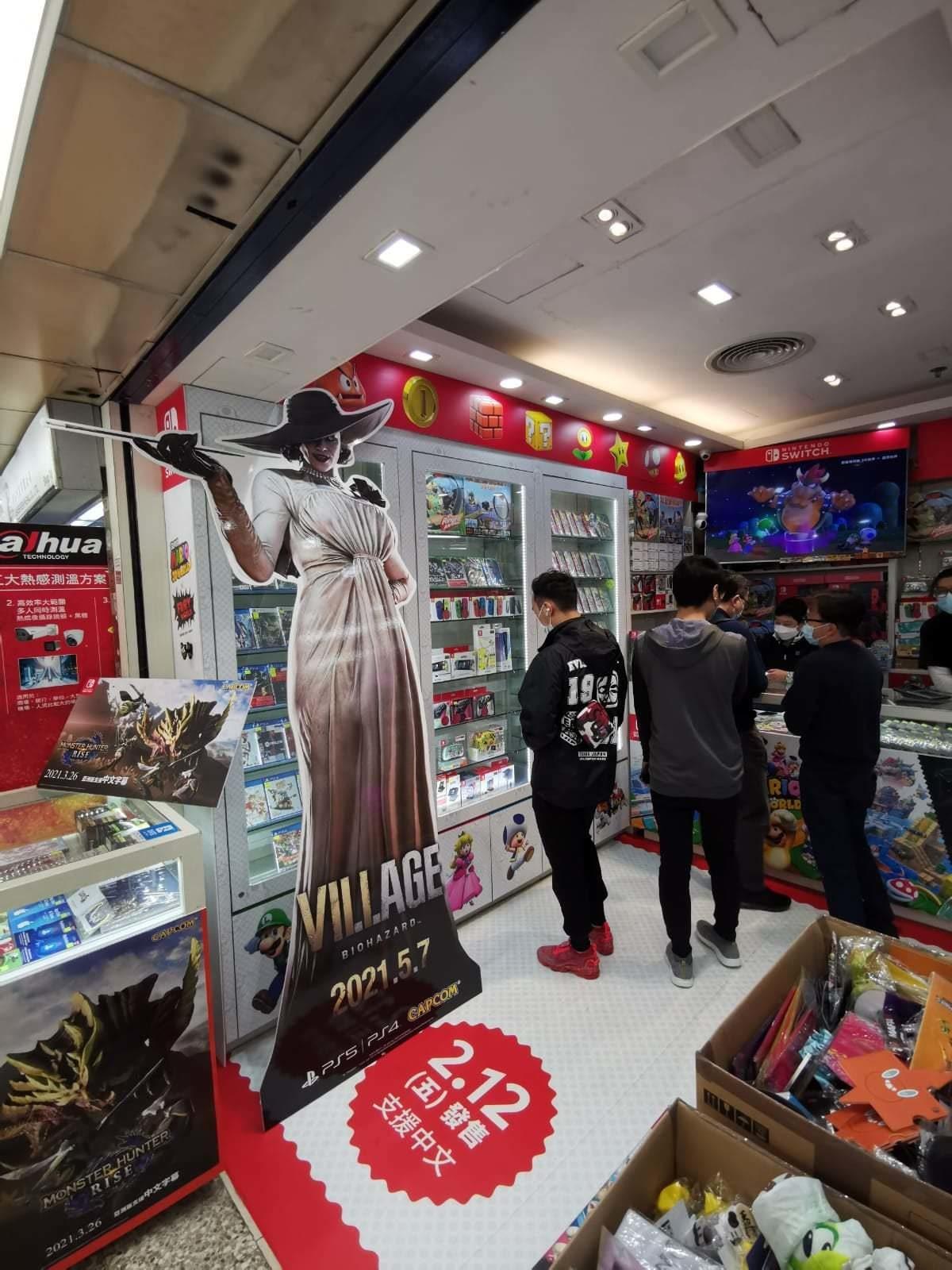 Capcom начала активное рекламное продвижение Resident Evil Village