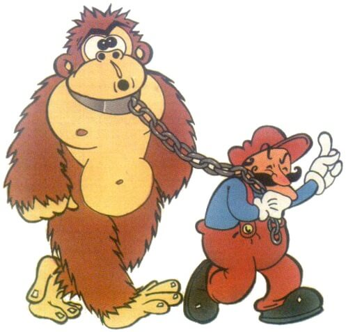 Супер Марио – Donkey Kong Jr.