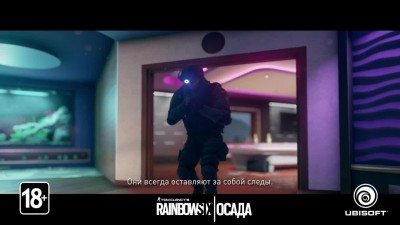 Tom Clancy's Rainbow Six Осада - Velvet Shell оперативник Jackal
