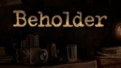 """На питерском фестивале """"Старкон: Хеллоуин"""" состоится презентация фильма по Beholder"""