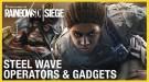 Трейлер и первый геймплей операции Steel Wave в Tom Clancy's Rainbow Six: Siege
