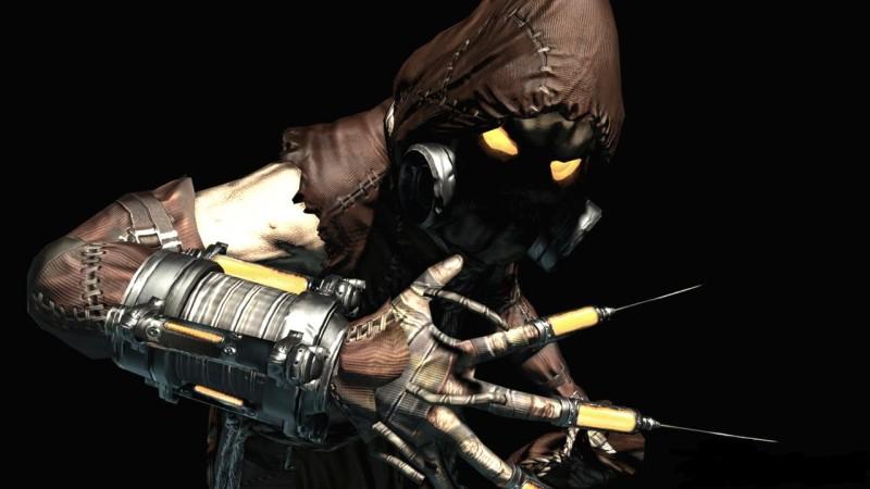 10 - Scarecrow