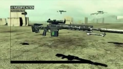 "Ghost Recon: Future Soldier ""Believe in Ghosts Video #2"""