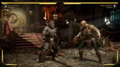 Mortal Kombat 11. Детальный Разбор Liu Kang