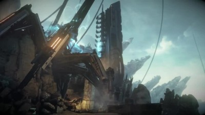 "Killzone Shadow Fall ""Трейлер Free DLC"""
