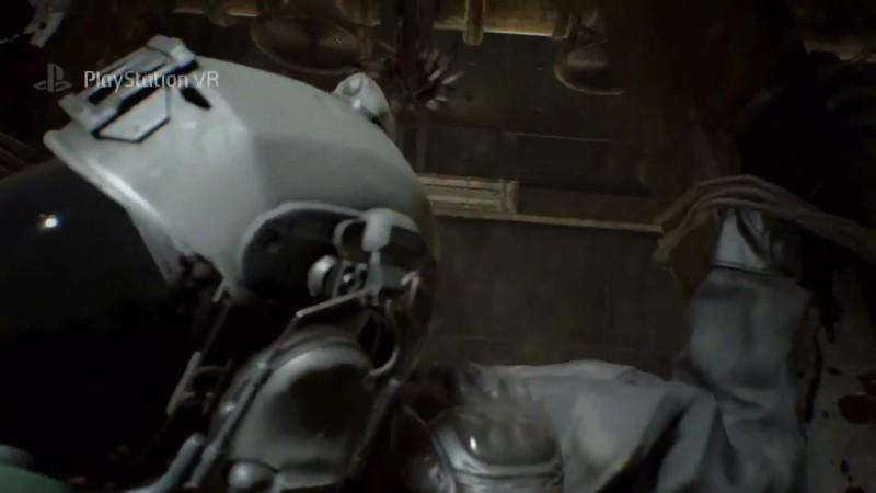 Resident Evil 7- Геймплейный трейлер дополнения Not A Hero с Paris Games Week 2017