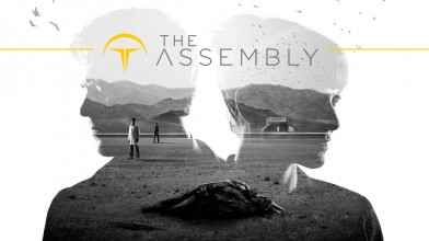Игра в The Assembly с контроллером Virtuix Omni