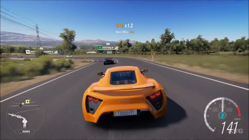 Zenvo ST1 2016 - Forza Horizon 3 - Тест-драйв Геймплей (HD)