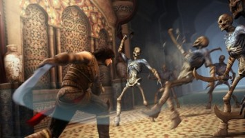 Интро Prince of Persia: The Forgotten Sands