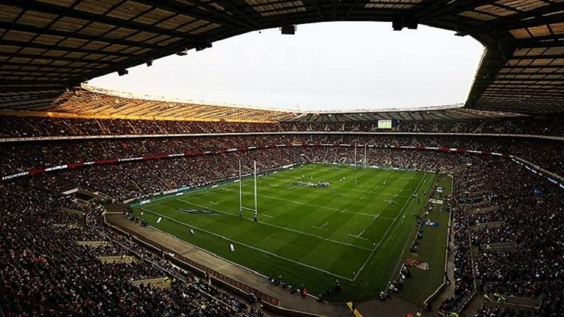 Стадион «Туикенем», где проходят первые два этапа FACEIT Major London