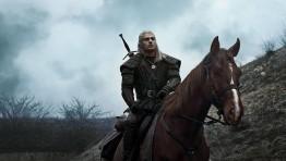 Геральт и Плотва в The Witcher от Netflix