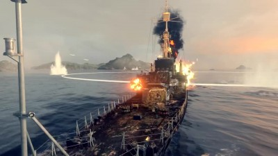World of Warships Aigle - французский орел. Армада