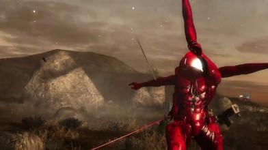 PepsiMan 2 против босса Coca-ColaMan (Metal Gear Rising: Revengeance)