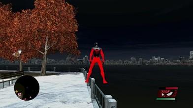 Spider-man : WOS : баг с перилам