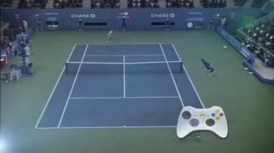 """Grand Slam Tennis 2 """"Тотальный контроль ракетки"""""""