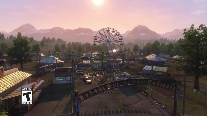 H1Z1: Трейлер Free To Play