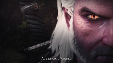 Трейлер коллаборации Monster Hunter: World и The Witcher 3: Wild Hunt