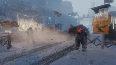 Геймплей VR-шутера Arktika.1 от создателей Metro 2033