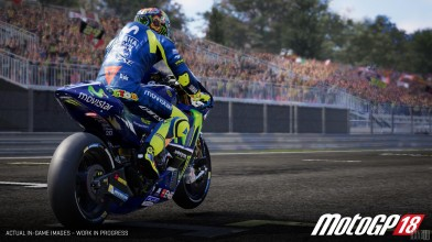 MotoGP 18 - опубликован первый геймплей новой части мотосимулятора от Milestone