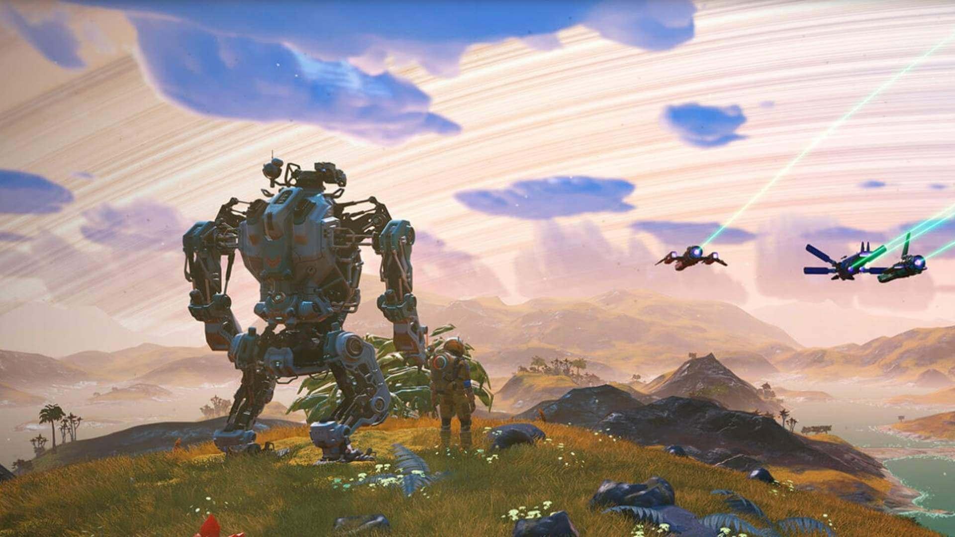 Обновления 2.42 для No Man's Sky исправляет проблемы с геймплеем, производительностью и стабильностью