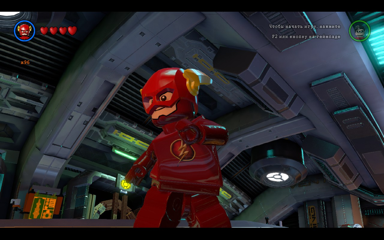 "LEGO Batman 3: Beyond Gotham ""Flash (CW)"" - Файлы - патч ..."