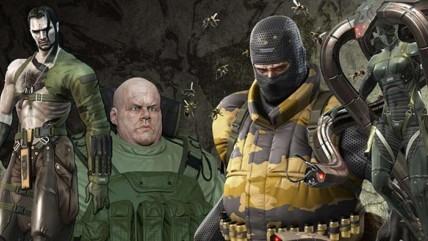 В Fallout 0 добавили боссов из Metal Gear Soild