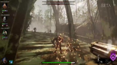 Геймплей Warhammer: Vermintide 2 на Xbox One X - E3 2018