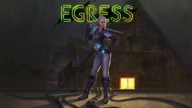 Поиграть в Egress разрешат в ноябре