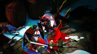 Sword Legacy: Omen - Трейлер релиза в Steam