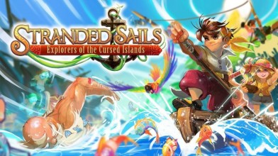 Анонсирована адвенчура в открытом мире Stranded Sails: Explorers of the Cursed Islands