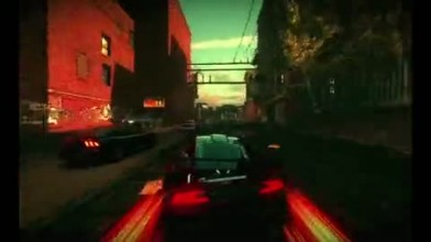 "Ridge Racer Unbounded ""Destructible Environments Trailer #3"""
