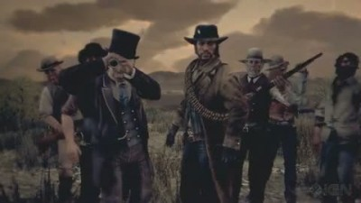 John Marston - Tribute - Wanted dead or alive