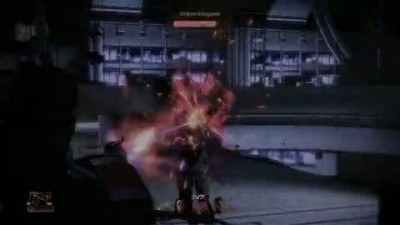 "Mass Effect 2 ""Adept Combat Class Reveal"""