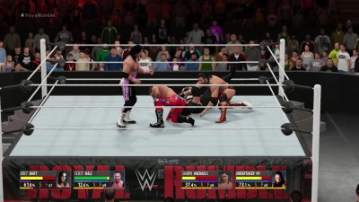 /WWF WrestleMania: The Arcade Game\ REMAKE
