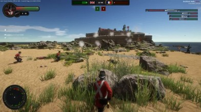 Осада береговой крепости Holdfast: Nations at War