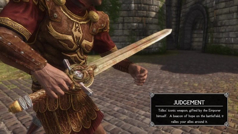 Skyrim Mod The Royal Armory - Immersive Named Weapons